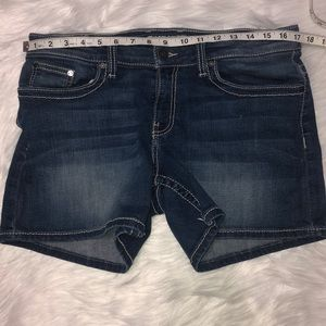 BKE Buckle Shorts - BKE Payton Denim Shorts Size 31